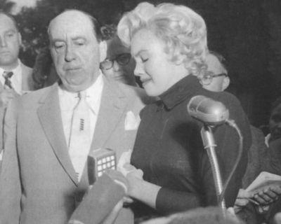 Мэрилин Монро Принимает Душ – Ниагара (Сша) (1952)